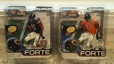 2 Matt Forte Chicago Bears McFARLANE Series 30 1 Variant 502/1000 1 Blue Jersey