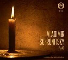 Vladimir Sofronitsky Plays Chopin, Schubert, Liszt & Scriabin, New Music
