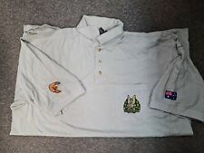 Official SASR 50 year anniversary Grey Polo shirt. Size: XL