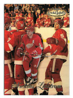 1998-99 Nicklas Lidstrom Topps Gold Label Class 3 - Detroit Red Wings