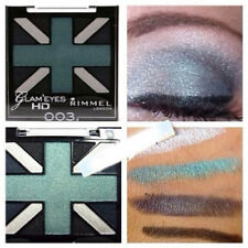 RIMMEL Glam Eyes Eyeshadow-Long Lasting-Shimmer-Beauty-Makeup-Women-in 7 Colors
