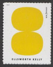 US 5382 Ellsworth Kelly Yellow White 1961 forever single MNH 2019