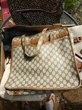 Authentic GUCCI Leather Tote Bag