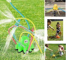 Octopus Water Sprinkler Lawn Sprayer Kids Summer Garden Pipe Hose Water Toy