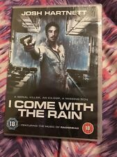 I Come With The Rain (DVD, 2011)- NEW AND SEALED- REGION 2