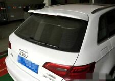 For Sportback Audi A3 S3 8V Rear Boot Trunk A Style Spoiler Wing Tail