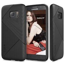 STIL PAVIS Stone Edge Nera Custodia Protettiva per Samsung Galaxy S7