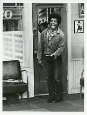 TED LANGE LAUGHING IN BARBER SHOP THAT'S MY MAMA ORIGINAL 1975 ABC TV PHOTO