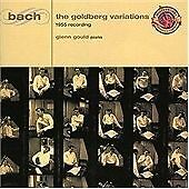 J.S Bach - Bach: The Goldberg Variations, 1955 recording (Glenn Gould) (CD 2004)