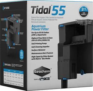 Seachem Tidal 55 Power Filter