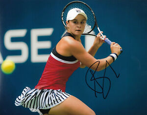 ASHLEIGH BARTY SIGNED AUTOGRAPHED 8x10 PHOTO TENNIS WIMBLEDON US FRENCH COA