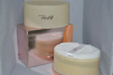 Avon Treselle Shimmer Dusting Powder With Puff 3.5oz New Boxed