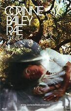 Corrine Bailey poster - The Sea - promo poster - 11 x 17 inches