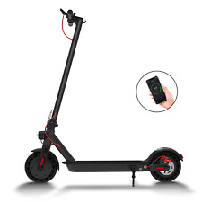 Hiboy S2 Adult High Speed Foldable Electric Scooter City Commuter Bluetooth APP
