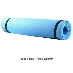 Eco-Friendly Non Slip Yoga Mat for Pilates Gym Sports Exercise