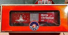Lionel 2002 Christmas Box Car 6-36243 C-9