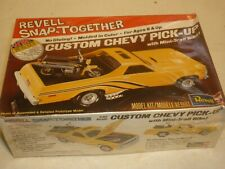 Revell un-opened snap together plastic kit of a Custom Chevrolet Le- Camino