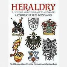 Heraldry: A Pictorial Archive for Artists and Designers (Dover Pictorial Archive