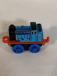 Thomas & Friends MINIS - Metallic blue Edward H25A