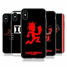 OFFICIAL INSANE CLOWN POSSE KEY ART SOFT GEL CASE FOR APPLE iPHONE PHONES