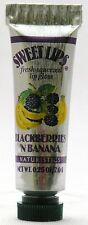 Lot of 12 Naturistics Lip Gloss - Blackberries N Banana