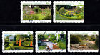 Australia 2014 Open Gardens Complete Set of stamps Postally Used Self Adhesive