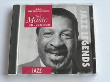 Jazz Legends - The Sunday Times Music Collection (CD Album) Used Very Good