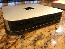 Apple Mac mini Desktop 2.5GHz dual-core Intel Core i5 4GB RAM 500GB Hard Drive