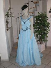 09) NEU* Brautkleid Ballkeid Wedding Dress Königinnenkleid KleidGröße (38-40) 42