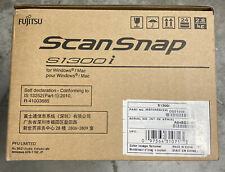 Fujitsu S1300i ScanSnap Document Scanner - Open Box / Never Used