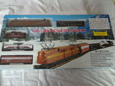 IHC Mehano 5 Stripe Gg-i Millenium Express PRR 4800 HO Scale Train Set