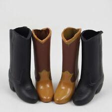 Brown Boots Rainshoes Für 12 Zoll  Takara 1/6 BJD Dollfie Puppen