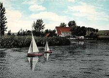 BG1676 graf isang seeburger see bei duderstadt boats   CPSM 14x9.5cm  germany