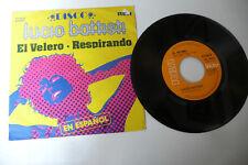 """LUCIO BATTISTI"""" EL VELERO-DISCO 45 GIRI RCA Es 1976"""" PERFETTO-IN SPAGNOLO"""