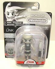 World of Nintendo PROTOTYPE LINK Action Figure SEALED Super Mario 2-3 Zelda