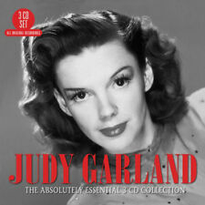 Judy Garland : The Absolutely Essential 3CD Collection CD Box Set 3 discs