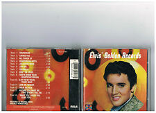 ELVIS CD. GOLDEN RECORDS..EARLY RCA..PCD1-5196..