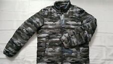TOMMY HILFIGER NATURAL DOWN QUILTED PUFF CAMOFLASH MENS...