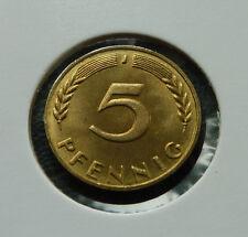 5 Pfennig 1967 J in prägefrisch !!!