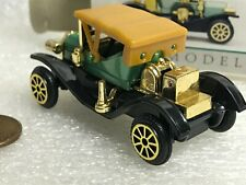 1:87 Ford Model T 1910 Automobile Car Die-Cast HO Scale EXTREMELY RARE