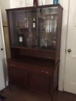 MCM 1960's China Cabinet