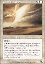 [1x] Eternal Dragon - Foil [x1] Scourge Played, English -BFG- MTG Magic