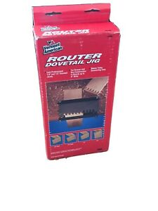Vermont American Router Dovetail Jig 23460. New Old Stock. Never Used.