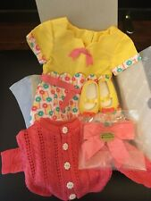 NIB American Girl KIT'S PHOTOGRAPHER OUTFIT Set New in Box~Ships Fast!