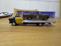 Ford Transit MK1 With MK2 Cortina 1/43 Code 3
