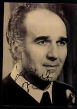 Michel Piccoli firmato originale 12,5x18 # G 10278