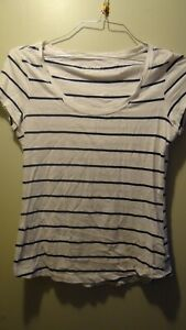 Maurice Blouse Top Shirts Medium Stripes