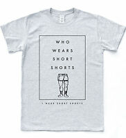 Short Shorts Blogger Funny Vogue Tee Hipster Vintage Retro T-shirt Quote Top
