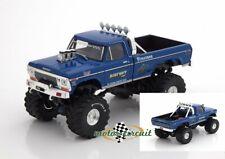 Bigfoot #1 Monster Truck Ford F-250 1974 1:43 Greenlight Diecast