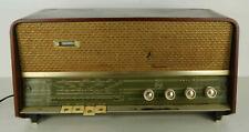 Récepteur radio TSF à lampes Philips B3X02A/01 à restaurer